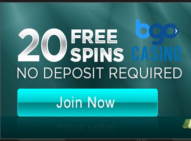 20 Starburst Free Spins No Deposit Required at BgO Casino