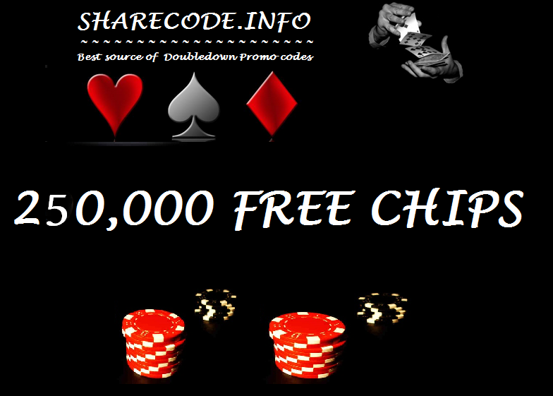 Free Chips and Promo Codes: DDC PROMO CODES ACTIVE 250K JAN -17-2015