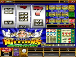 Major Millions (3-Reel) slots