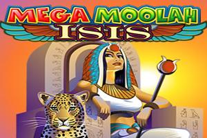 Mega Moolah Isis Progressive Jackpot Slot