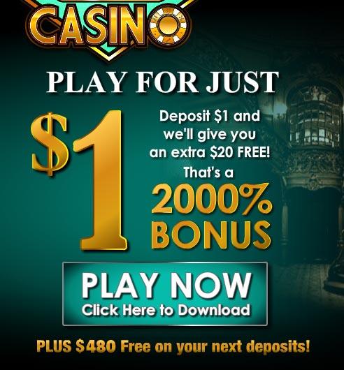 Casino Online | Deposit , Get  FREE Bonus at Nostalgia Casino