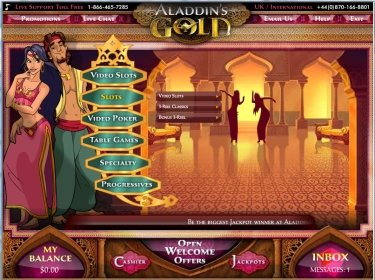Free download aladdins gold casino