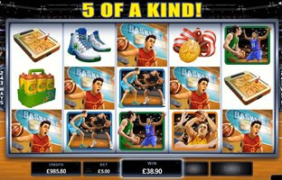 Play Microgaming's Basketball Star Slot | BestSlots.co.uk