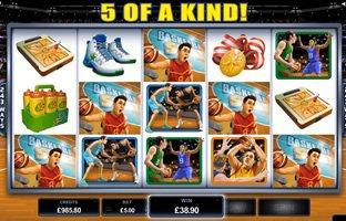 Play Microgaming's Basketball Star Slot | BestSlots.co.uk