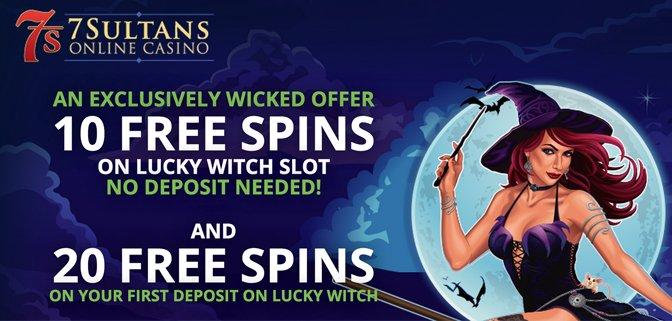 7Sultans Casino: Exclusive 10 No Deposit Free Spins » No Deposit