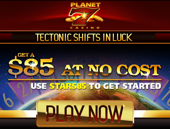 planet 7 casino latest no deposit bonus codes