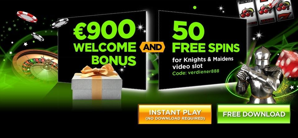 in the 888 Casino bonus giving you €88 completely free plus 50 free