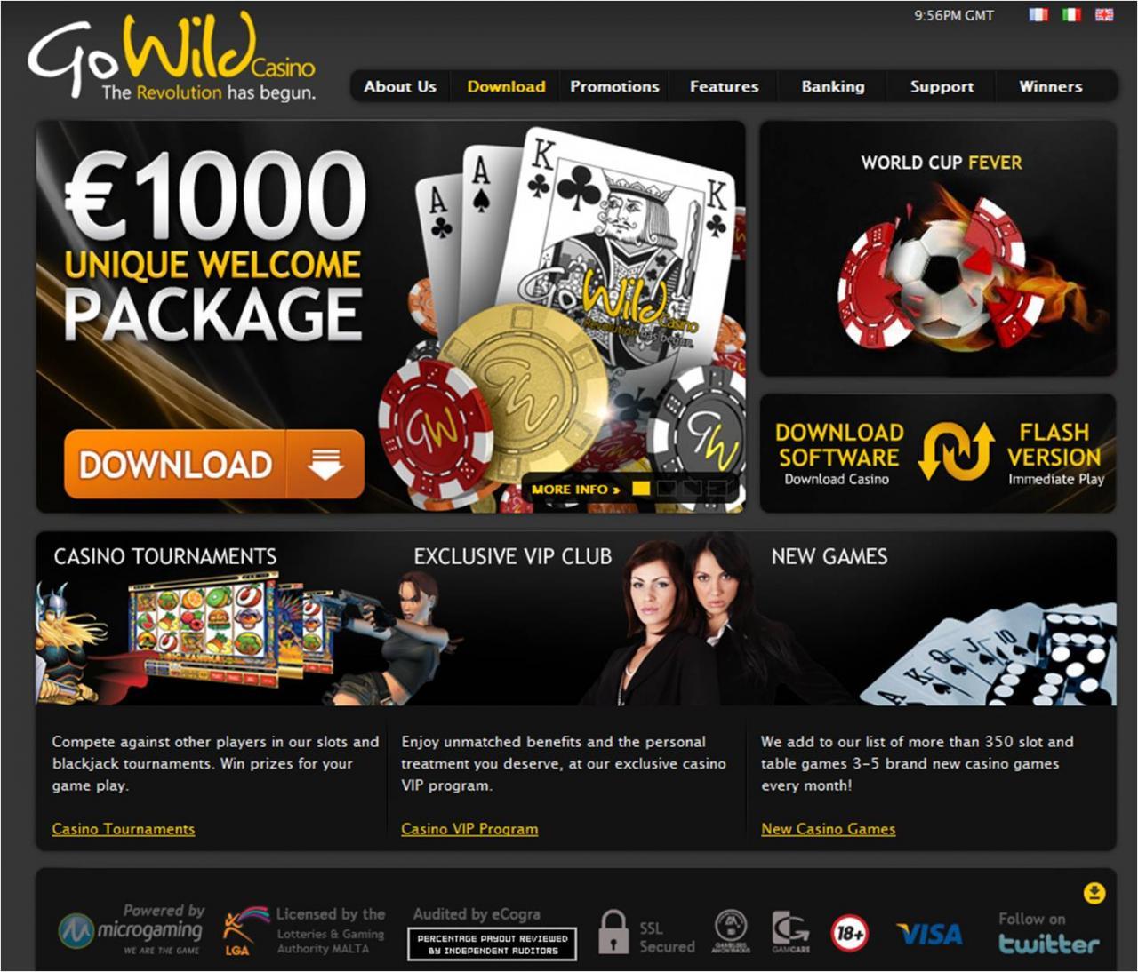 Casino Club Gold Code Bonus