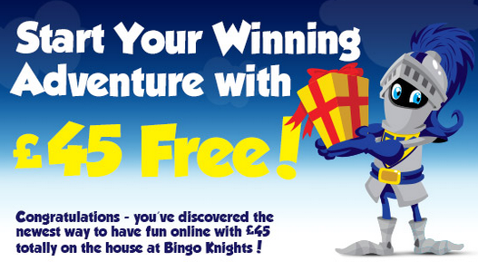 Claim your £15 in free bingo credits