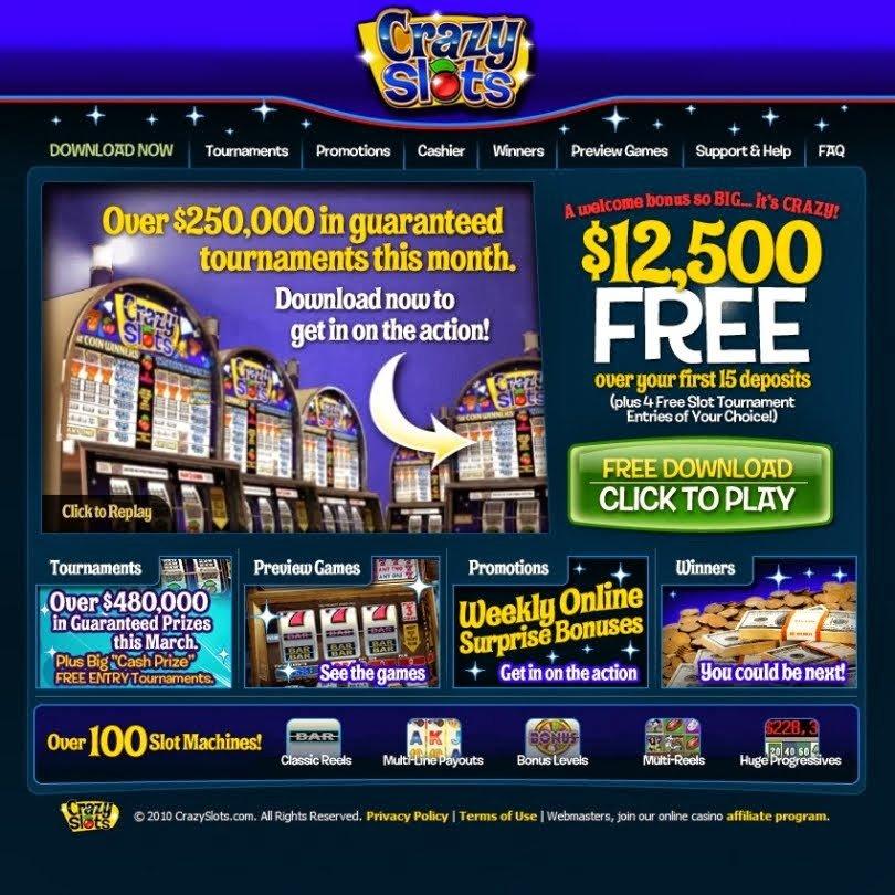 Free Play Bonus Without Deposit