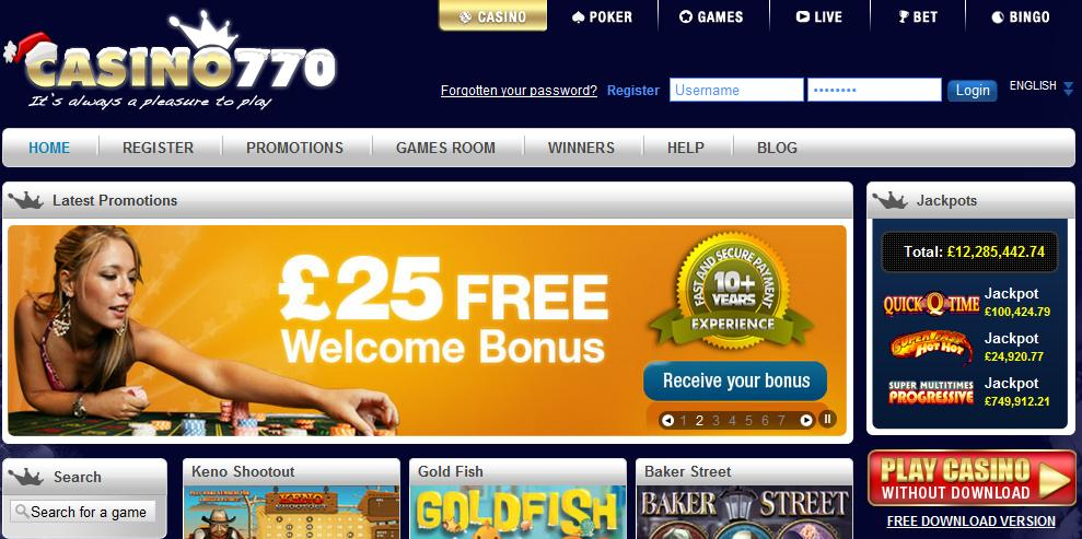 Free Casino Coupons Redeem Without Deposit