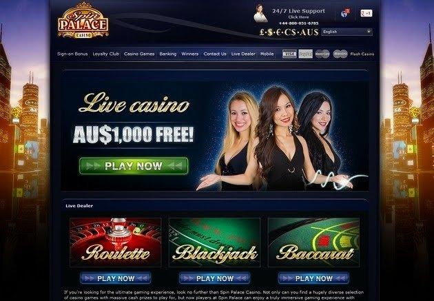 Winner Casino czary mary Ort