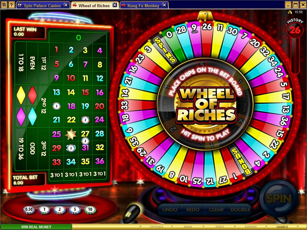 Play Now at Spin Palace Casino and Get Your FREE Spin Palace Bonus at