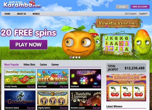free spins no deposit bonusGet 20 No Deposit Casino Bonus Free Spins at Karamba Casino Today