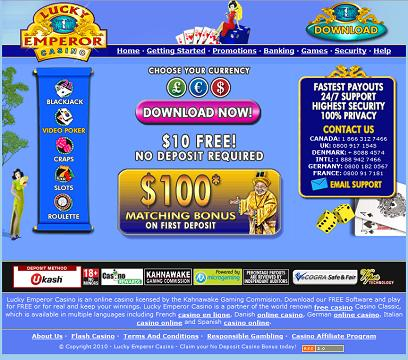 Bonus code casino lucky win