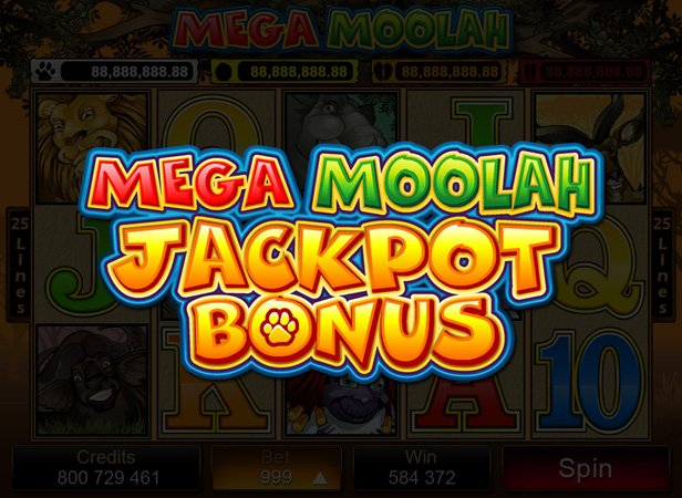 Jackpot City Casino Microgaming Mega Moolah jackpot reaches all time