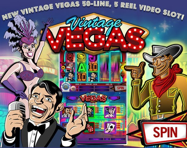 Vegas video slot at Vegas Crest Casino | No Deposit Bonus Casino News
