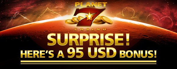 Planet 7 Casino - #1 No Deposit Casino Bonus Codes Blog2017