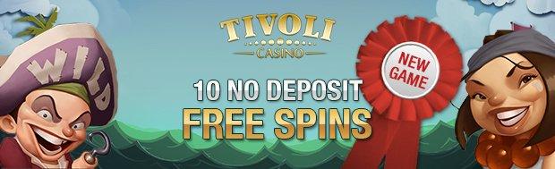 tivoli hooks heroes no deposit free spins