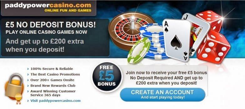 : Casino online: No Deposit Online Casino Free Cash Bonus