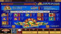 cash splash 5 reel cash splash progressive jackpot slot game following